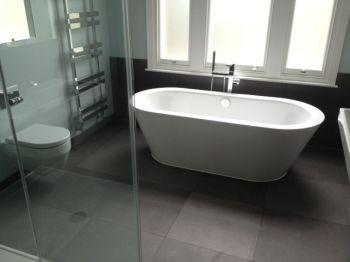 Free standing bath f